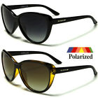 Kyпить Black Cat Eye POLARIZED Sunglasses Retro Classic Vintage Design Women's Fashion  на еВаy.соm