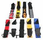 Bray's Premium Guitar Strap Range For Electric Acoustic Bass & Classical Guitars