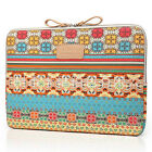"Bohemia style Laptop Notebook Sleeve Carry Case Cover Bag 8""-15"""