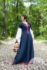 """Hand made"" Custom Made Clothing for Women Fantasy linen dress ""Forget me not"""