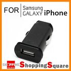Flat Micro USB Car Charger 1A for iPhone Samsung Galaxy