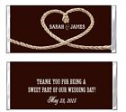 Western Wedding Bridal Shower Birthday Candy Wrappers Party Favors Personalized