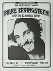 0366  Vintage Music Poster Art  Bruce Springsteen  *FREE POSTERS