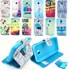 PU Leather Magnetic Flip Wallet Phone Stand Case Cover For Huawei Ascend Y330