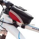 Colors MTB Bike Bicycle Front Frame Bag Pouch for iPhone 4 4S 5G HTC Galaxy S4 3