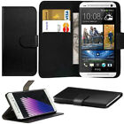 Kyпить Black Wallet Flip Leather Case Cover For HTC One Series & Desire Series Phone на еВаy.соm