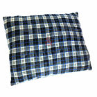 LARGE SUPER WARM SOFT MACHINE WASHABLE PET DOG CAT BED CUSHION PILLOW FLEECE NEW