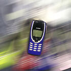 New Nokia 8210 Antique Mobile Phone unlock - Red  Black