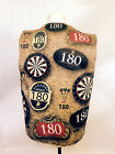 DARTS DESIGN WAISTCOAT FUN FANCY FOR ALL OCCASIONS AND PARTIES L&S PRINTS