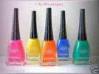 'Leticia Well' Vernis Flashy Maxi Brillance Flacon 14ml: Rose/Jaune/Orange/Bleu/