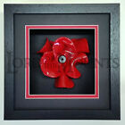 "8x8"" 3D Poppy Display Frame/Tower of London Memory Box (Poppy NOT included!)"