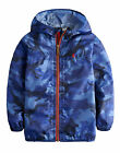 *BNWT* Joules Jnr Rainy Day Waterproof Mac - Navy Hare Camo - NEW FOR SS15