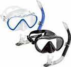 NEW - US Divers Stylish Quality Comfortable Adult Mask & Snorkel Set Combo