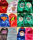 kids superman cape superhero cape children boy costume for  halloween 23hero