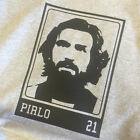 Andrea Pirlo Juventus Number 21 Football T-Shirt In All Sizes