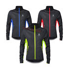 Cycling Bicycle Riding Jacket Casual Coat Fleece Thermal Winter Windproof Jersey