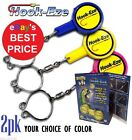 Hook-eze Fishing Line Tying Device. Choose from 1 to 4 packs  - 3 Color choices.