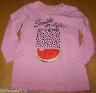 Diesel baby girl pink t-shirt  top  size 9-12 m BN NEW designer