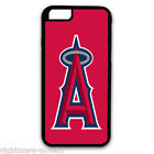 ANAHEIM ANGELS SAMSUNG GALAXY & iPHONE CELL PHONE HARD CASE RUBBER COVER