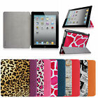 Slim Lightweight Smart Shell Case Stand Cover for iPad 4 Retina Display,iPad 3&2