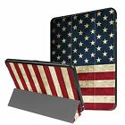Slim Lightweight PU Leather Magnetic Case Stand Cover for Apple iPad 1 1st Gen