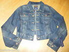 Ralph Lauren girl denim jacket 12-13-14 y BNWT designer