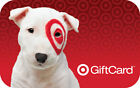 Target Gift Card $25/ $50/ $100 US Mail Delivery