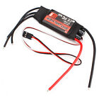 Black RC Cars And RC Helicoper 40A Brushless Speed Controller ESC