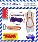 HEIGHTech 15m Roofers Safety Harness Kit Beaver Besafe Roofing Various Packs