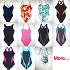 One Piece Swimsuit Tank Bathing Suit Swimwear Beach swimmer size S M L XL 2XL