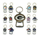 NFL Officially Licensed Bottle Opener keychain $7.99 USD on eBay