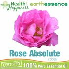 earthessence ROSE ABSOLUTE  ~ CERTIFIED 100% PURE ESSENTIAL OIL ~ Aromatherapy