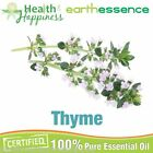 earthessence THYME ~ CERTIFIED 100% PURE ESSENTIAL OIL ~ Therapeutic Grade