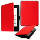 Book Style Premium PU Leather Slim Shell Magnetic Case Cover for Kindle eReader