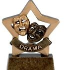 Drama Award Trophy 8.25cm Free Engraving up to 30 Letters and optional gift box