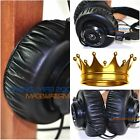 King Size DIY Bass Plus Ear Pads Cushion For Grado SR RS PS MS Series Headphone