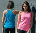 AWDis Ladies Girlie Just Cool Sporty Breathable Fitness Running Vest Top