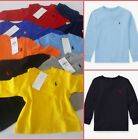Polo RALPH LAUREN POLO Boys Long Sleeve T Shirt Polo shirt