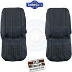 1967 Impala SS Front & Rear Seat Upholstery Covers PUI New