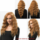 JAdore Hand tied Lace Front Light Curl Vanity Glueless Synthetic Fiber Full Wig