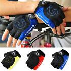 Weight Lifting Sport Training Fitness Gym Workout Exercise Half Finger Gloves US