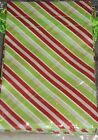 THE CHRISTMAS SHOPPE Fabric Gift Bags - 6ct - Various Styles