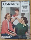 COLLIERS MAGAZINE MARCH 15 1952 MR X BASKETBALL ALL-AMERICA GIRL SCOUTS