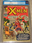 X-Men #2 CGC 9.0 OW 1st app Vanisher 2nd app X-Men Old Blue Label