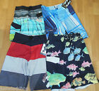 Billabong boy swim board shorts 9-10, 11-12, 15-16 y  NEW  beach BNWT