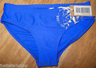 Diesel boy swim brief trunks  9-10 y BNWT  designer blue