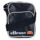 Mens Ellesse Potenza Navy White Bag