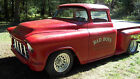 Chevrolet+%3A+Other+Pickups+series+B+big+window+1955+chevy+pickup+454+350+turbo+trans+chopped+3+in+shaved+100+boxed+frame