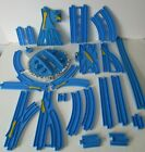 TOMY TRACKMASTER THOMAS TANK ENGINE BLUE TRACK Different Pieces To Choose From