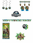 JURASSIC WORLD PARK BIRTHDAY PARTY DECORATIONS Balloons, Swirls, Banners Etc
